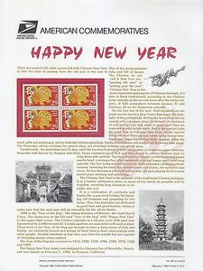 image is loading usa stamp on usps card 1994 chinese new - Chinese New Year 1994