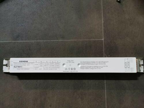 Siemens 5LZ 1521-1 Elektronisches Vorschaltgerät 2x16W 220V//240V