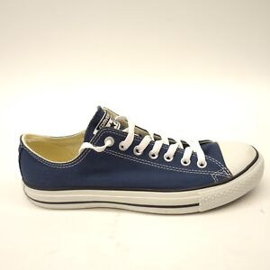 081327a24d8a New Converse Mens Dark Navy Blue Chuck Taylor All Star Low Canvas ...