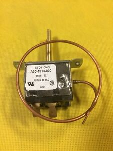 Details about Coleman RV A/C Manual Thermostat 6701-3401 Cold Control Only
