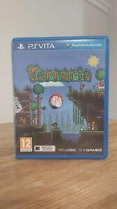 Terrarios (Sony Ps Vita, PsVita, 2015) En Caja