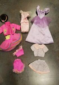 Vintage 1980s 90s Barbie Doll Clothes Bundle Ebay