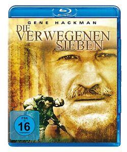 L'affascinante sette [Blu-Ray/Nuovo/Scatola Originale] geni Hackman, Patrick Swayze, Fred Ward,