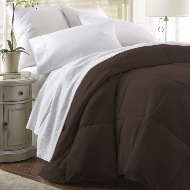 Assorted Colors Soft Essentials Hotel Quality Down Alternative Comforter