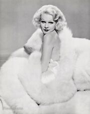 1963 Vintage 16x20 CARROLL BAKER Film Theatre Actress Pin Up By PHILIPPE HALSMAN