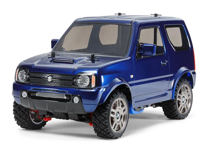 Three Battery Super Deal  Tamiya 58614 Suzuki Jimny MF-01X 4WD RC Kit