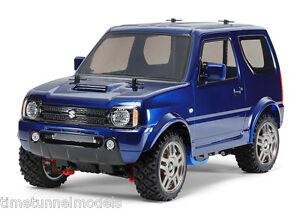 Tamiya 58614 Suzuki Jimny Mf-01x 4wd Rc Kit de voiture Suv * avec * Esc