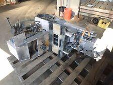 Mori Seikirl 25397cnc Lathe Load Unload Robot Gantry