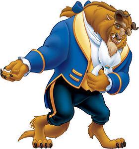 Beauty And The Beast Beast Disney Characters Kids Room