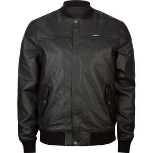 Nixon Captain II Jacket S Black S1626000-02