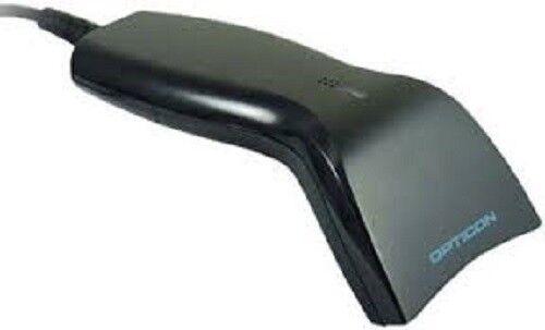 Opticon 6125 Hand Held USB Barcode Scanner OPT-6125-BK-USB BLACK NEW