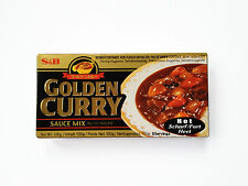S&B GOLDEN CURRY SAUCE MIX HOT 100g