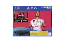 Artikelbild SONY Playstation 4 500GB Jet Black Inkl EA Sports Fifa 20-Bundle