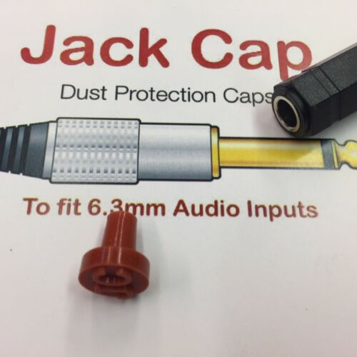 Yamaha Montage JACKCAP Dust Plug Set Keyboard Audio In//Out Jack Protection x11