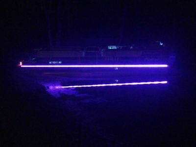 ULTIMATE BLACKLIGHT KIT UV ULTRAVIOLET LED STRIPS FOR BOATS AND NIGHT FISHING