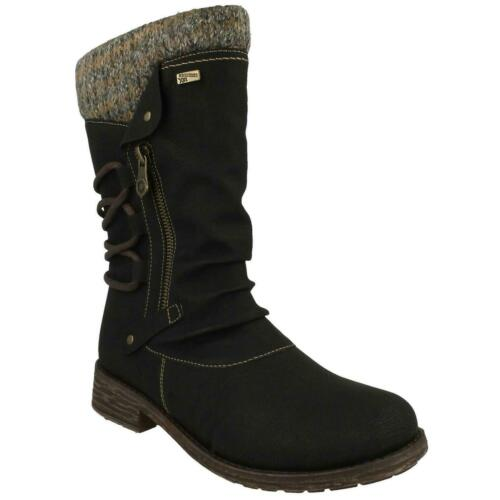 D8070 New in Box Free Shipping Details about  /Remonte Sweater Cuff Boot
