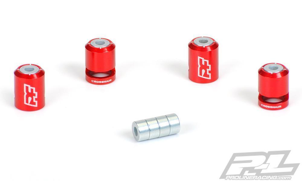 Nuevo pasatiempo Rc Proline Racing Pro603200 Kit de montaje de cuerpo punto de mira Magnético Herramientas
