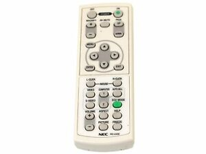 Genuine-Nec-RD-445E-remote-control-tested-amp-warranty
