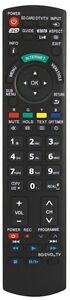 Ersatz Fernbedienung Panasonic LED LCD 3D TV TXL37EF32 TXL37ES31 TXL37EN33