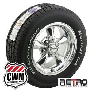 15x7 15x8 polished wheels rims tires 225 60r15 245 60r15. Black Bedroom Furniture Sets. Home Design Ideas