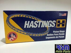 Hastings Pistons Rings Mazda Protege 90-98 Sephia Miata BP DOHC