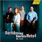 Bela Bartok - Bartók: String Quartets Nos. 1 & 5 (2014)