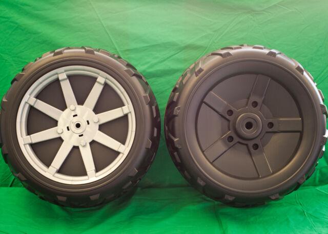 **NEW** Peg Perego Polaris Ranger RZR Rear Wheel (Set of 2) Tires