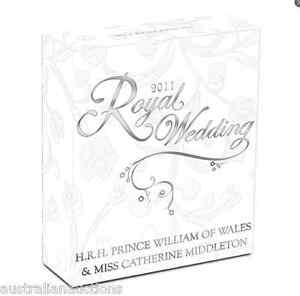 2011-ROYAL-WEDDING-1OZ-SILVER-PROOF-COIN-SOUVENIR-NEW-IDEA-WEDDING-ALBUM