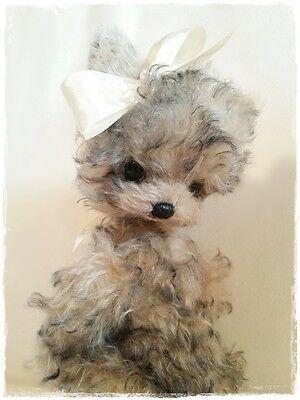 Ambizioso Mohair Dog Cucito Kit,8,5 Pollici-mostra Il Titolo Originale