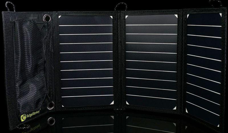 Brand New Ridge  Monkey Ridgemonkey 16W Vault Solar Panel  designer online