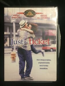 JUST THE TICKET DVD