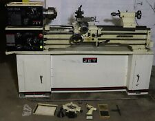 Jet Ghb1340a Gear Head Bench Lathe 230v 13in Swing 40in Centers Cbs 1340a Stand