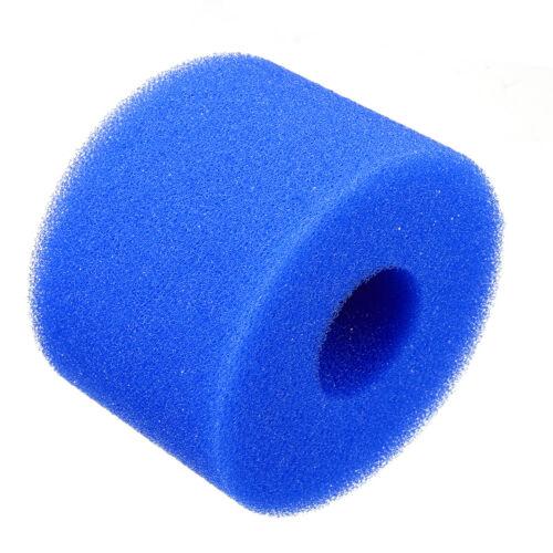 Réutilisable//Lavable Mousse Spa Cartouche à Filtre S1 Type