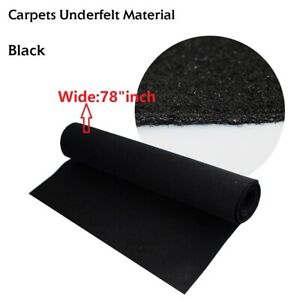 Upholstery Underfelt For Cars Roof Floor Trunk Underseat