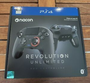 Manette Nacon Revolution Unlimited Ps4