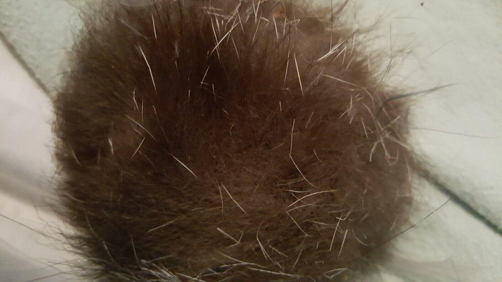 VTG/ANTIQ MILLINERY HAT SPRAY PLUMES HAIR PIECE M… - image 6