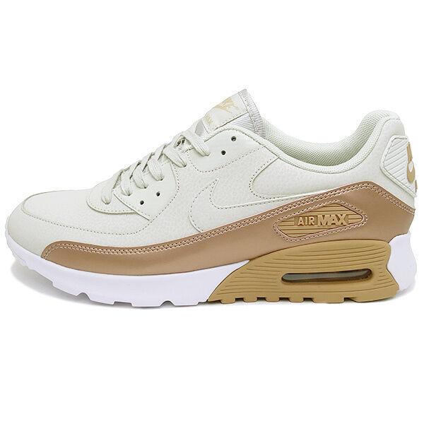Nike Air Max 90 Ultra SE Femme Light Bone blanc 859523 001 New