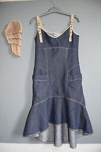 MEG-robe-jean-taille-XS-34-36