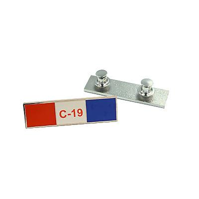 EMT Police Nurse Paramedic Pandemic Commendation Bar Pin Essential