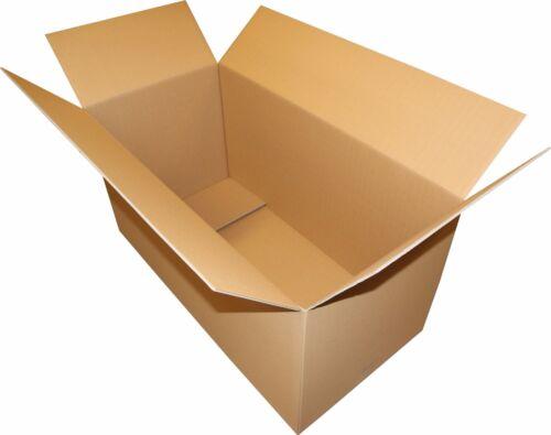 9 St Bücher Umzuskarton 1200x600x600 Faltkiste 2-wellig 120x60x60 DHL Paket
