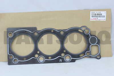 CYLINDER HEAD 11115-B1030 11115B1030 Genuine Toyota GASKET