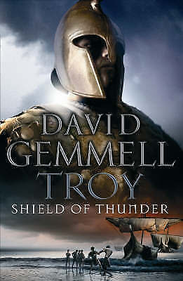 """""""AS NEW"""" Gemmell, David, Troy: Shield Of Thunder: The Shield of Thunder No.2 Boo"""