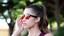 thumbnail 22 - Flip Up Circle Steampunk Glasses Goggles Sunglasses Emo Retro Vintage Cyber Punk