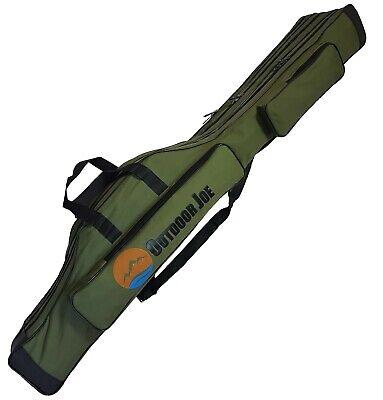 Erfinderisch Neu Angeltasche Rutentasche Rutenfutteral 150 Cm 3 Fach Futteral Vom Outdoorjoe MöChten Sie Einheimische Chinesische Produkte Kaufen?