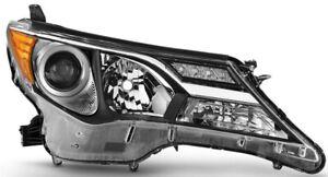 For 2013-2015 Toyota RAV4 Headlight Head Lamp Passenger Side RH USA//JAPAN BUILT