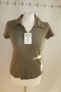 Damen-Poloshirt-s-Oliver-Gr-36-Grau-e000961