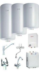 Gorenje Hot Water Tank Boiler 5 - 80 litre NEW 7 Variants