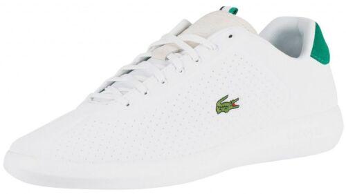 1 Blanc Lacoste Baskets Avance Sma vert 119 qtXxwx1ZR
