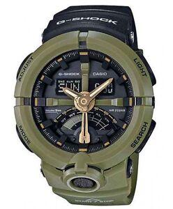 Casio G-Shock *GA500P-3A Urban Sports Anadigi Green Black Resin COD PayPal