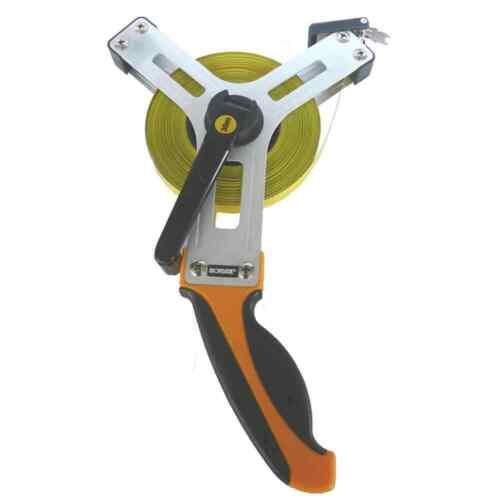 Stahlmaßband 30m Maßband Bandmaß Messen Ausmessen Prüfen Lineal Werkzeuge Stahl